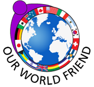 Our World Friend Logo